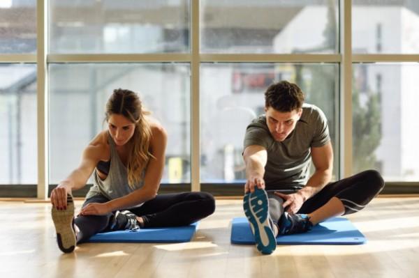 Благодаря растяжке повышается эластичность мышц