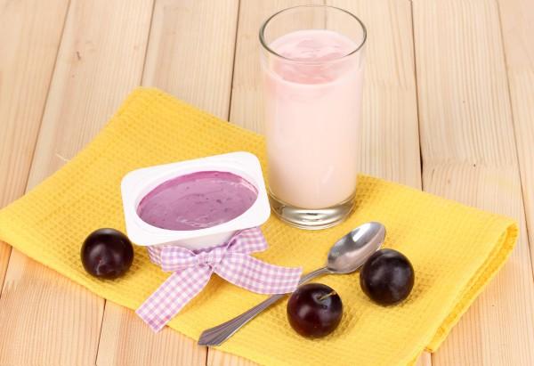 Йогурт с красителями не приносят никакой пользы организму