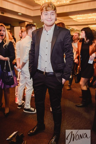 Кривошапко посетил премию YUNA 2013