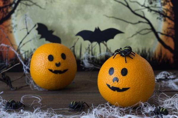 Хэллоуин отмечают 31 октября
