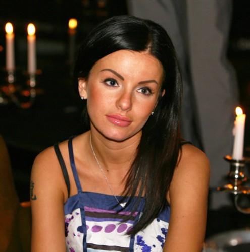 Российская певица Юлия Волкова
