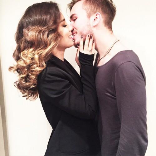 Виктория Дайнеко готовится к свадьбе с Дмитрием Клейманом