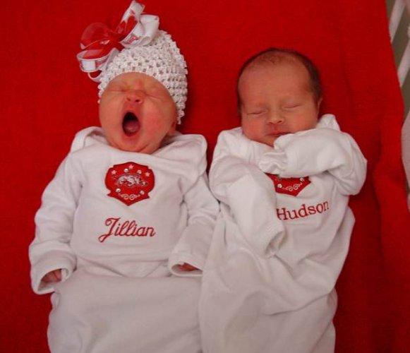 Джиллиан и Хадсон