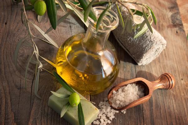 Оливковое масло содержит антиоксиданты