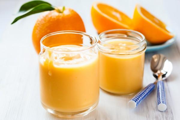 Апельсиновый курд домашнего приготовления