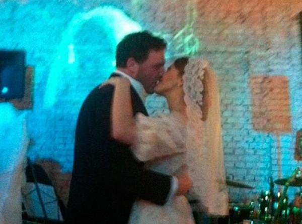 Ксения Собчак и Максим Виторган поженились