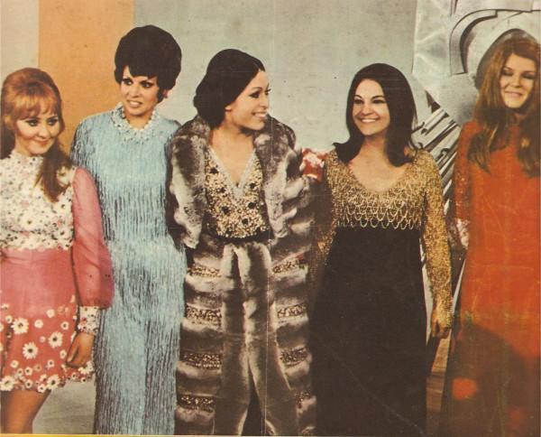 Фрида Боккара – победитель конкурса песни Евровидение в 1969 году