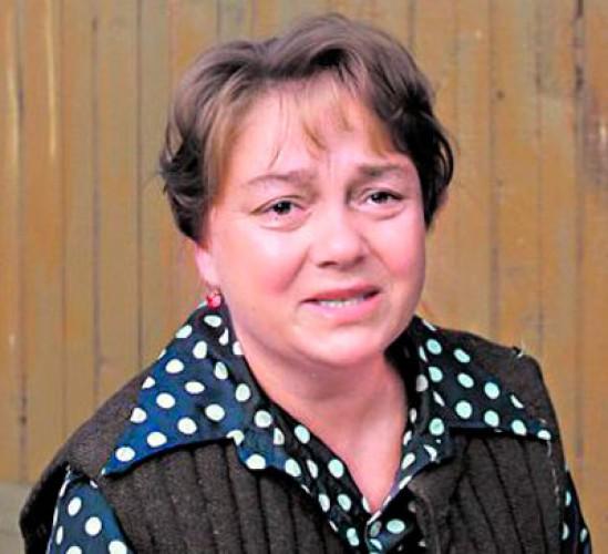 Актриса Нина Дорошина