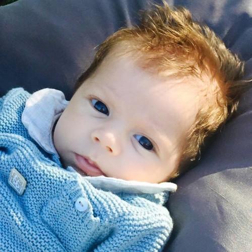 Младший сын Шакиры