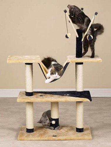 Как сделать вещи для кошки своими руками