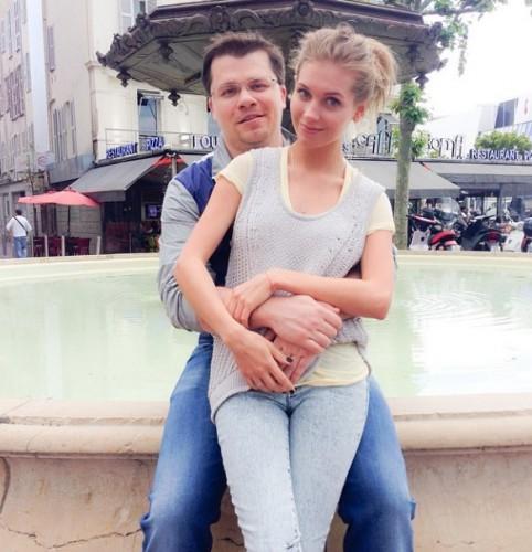 Кристина Асмус показала фото с Гариком Харламовым