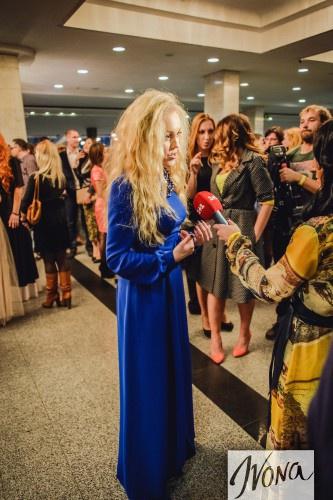 Певица Alyosha посетили церемонию YUNA 2013