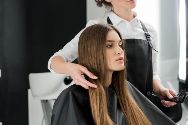 Длинные густые волосы фото