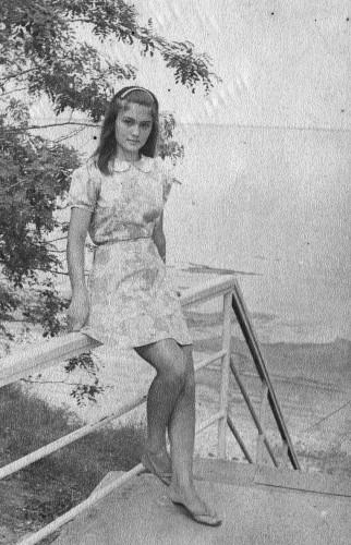 Наталья Сумская в детстве