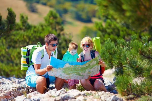 Как одеть ребенка в горы