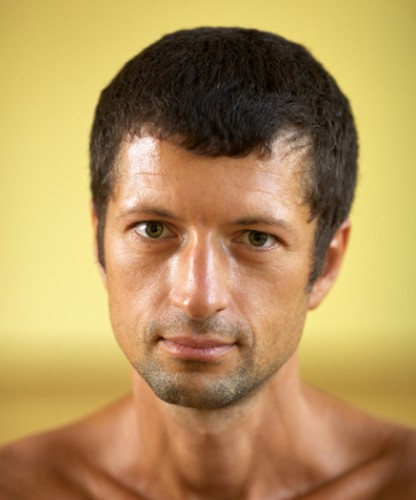Олег Дяченко - инструктор йоги