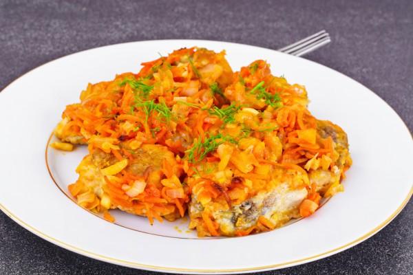 рыба фаршированная в духовке рецепты с рисом