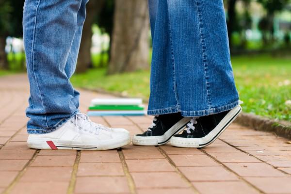Модная обувь для подростка
