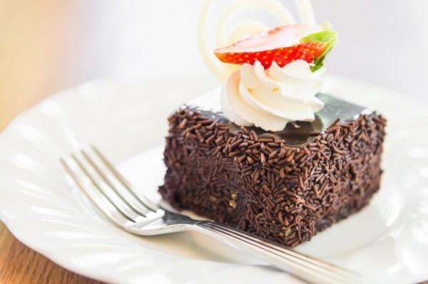 Пирог в мультиварке с шоколадом