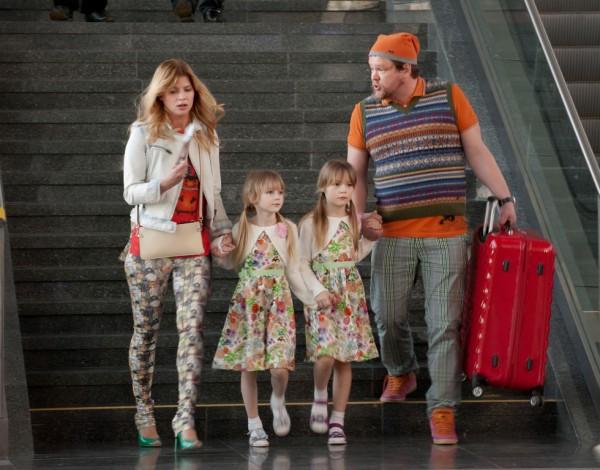 Детей для актеров сериала Любовь в большом городе искали в социальной сети