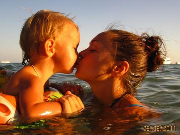 У Ирины Скориковой сын, но она мечтает о дочке