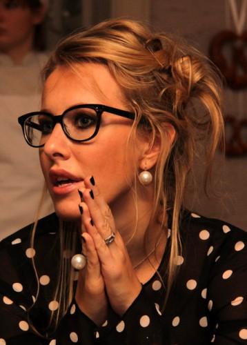 Аудиозапись разговора Ксении Собчак не содержит признаков монтажа