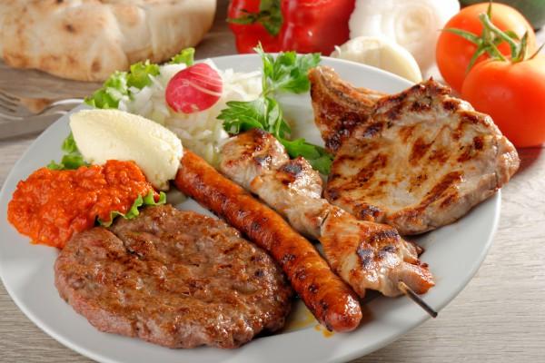 Мясо на гриле: рецепты с фото