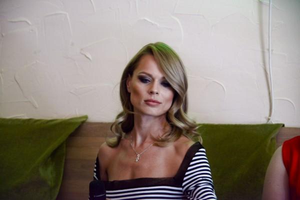 Ольга Фреймут не считает себя сложным в быту человеком
