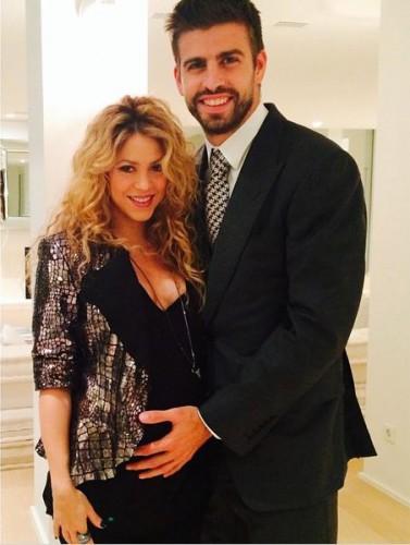 Шакира похвасталась романтичным фото