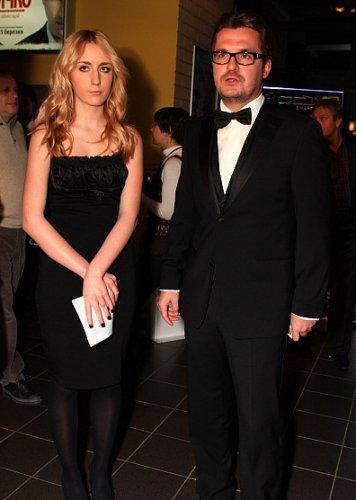 Александр Пономарев и его 14-летняя дочь Женя