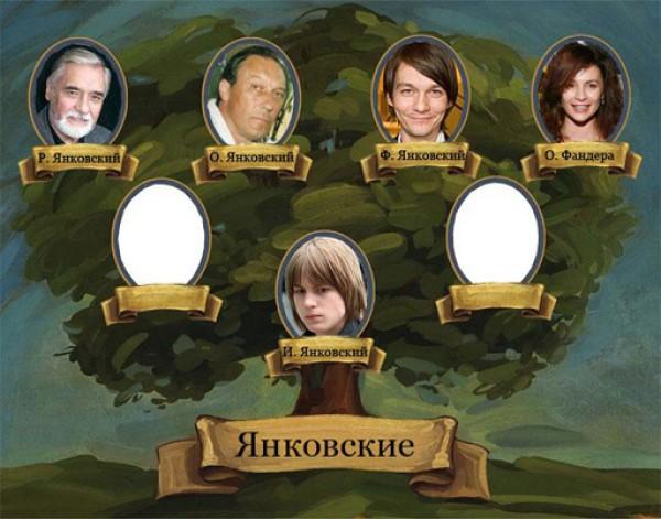 Семья Янковских
