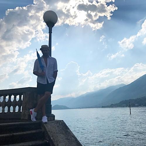 Максим Чмерковский в Италии