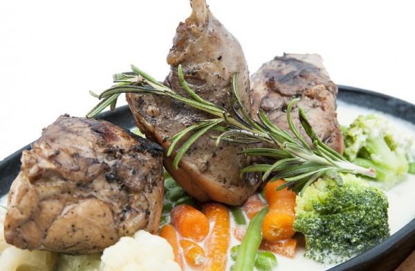 рецепты мяса в сливочном соусе