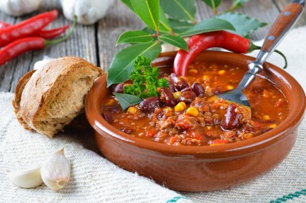 Рецепт                  Чили кон карне: Рецепт