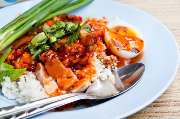 Рецепт                  Китайский Новый год 2015: Рецепт свинины в кисло-сладком соусе
