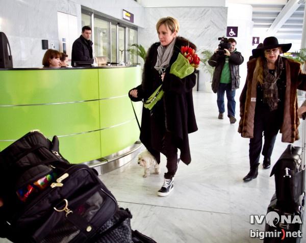 Каас в украине запечатлели папарацци