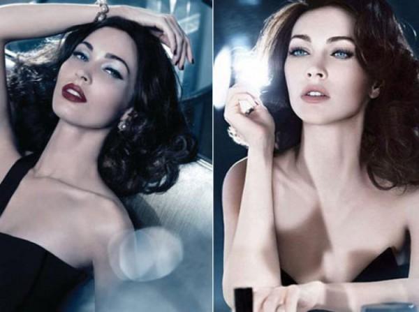 Вечерний и дневной макияж: актриса Меган Фокс