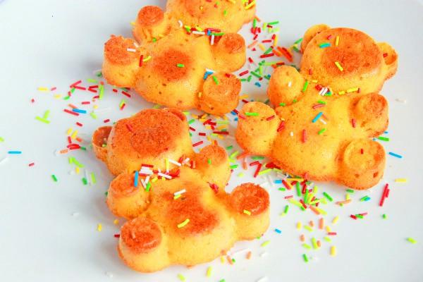 Рецепт                  Детские тыквенные кексы