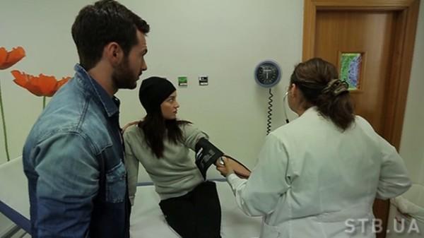 Холостяк 5 сезон восьмой выпуск : Лена в больнице