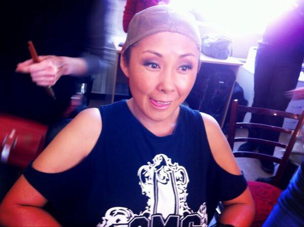 Анита Цой готова пойти на жертвы ради шоу