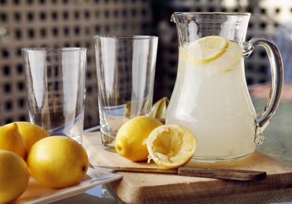 Рецепт                  Квас лимонный