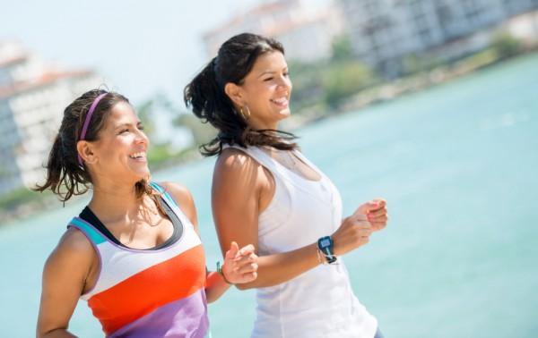 Чтобы избежать травм во время пробежки, следует хорошо разогреваться