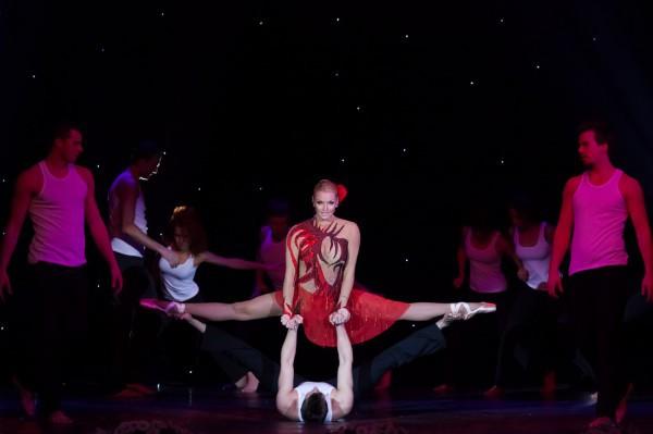 Балерина Анастасия Волочкова решила стать певицей