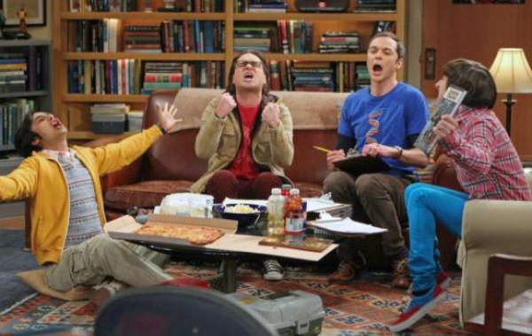 Комедийный сериал о молодых физиках впервые вышел на экраны в сентябре 2007 года