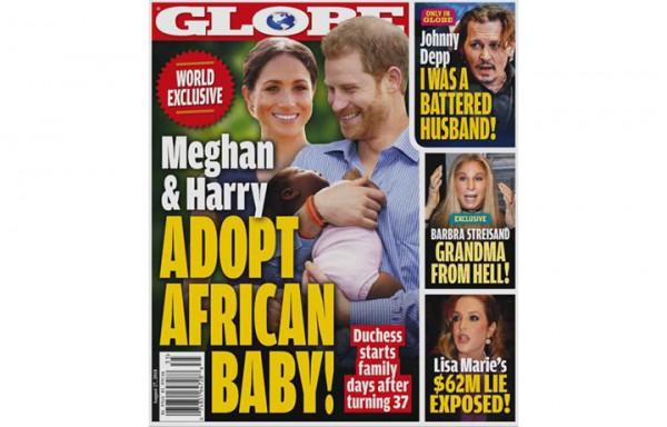 Меган Маркл и принц Гарри собираются усыновить африканскую девочку