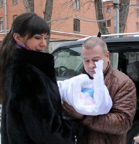 знакомство сына с новой женой