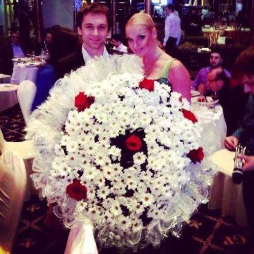 Фото с дня рождения Анастасии Волочковой попали в интернет