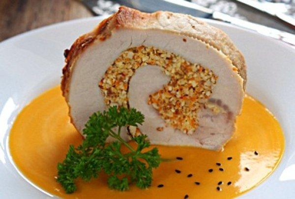 новогодние рецепты рулета из мяса