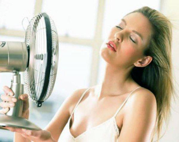 Если на улице сильная жара, наше самочувствие ухудшается