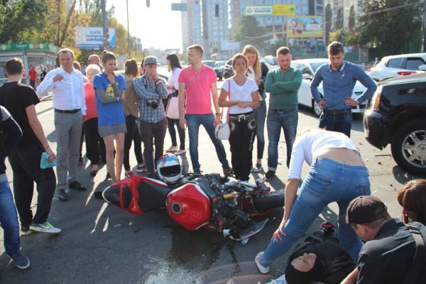 18 сентября дтп киев: